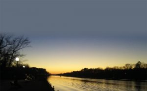 image of the Black Warrior River